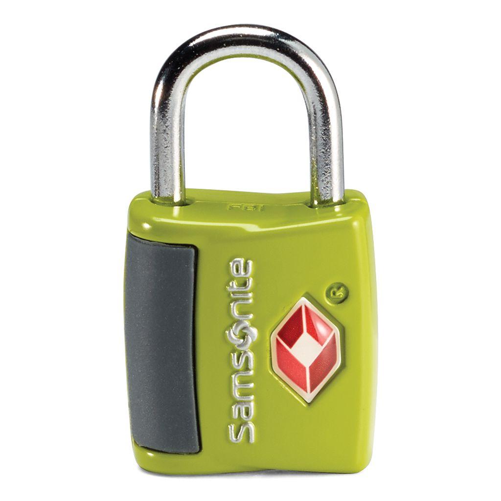 Samsonite Travel Sentry Lock & Keys Set