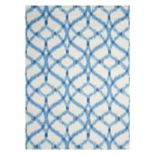 Waverly Sun N' Shade Abstract Trellis Indoor Outdoor Rug