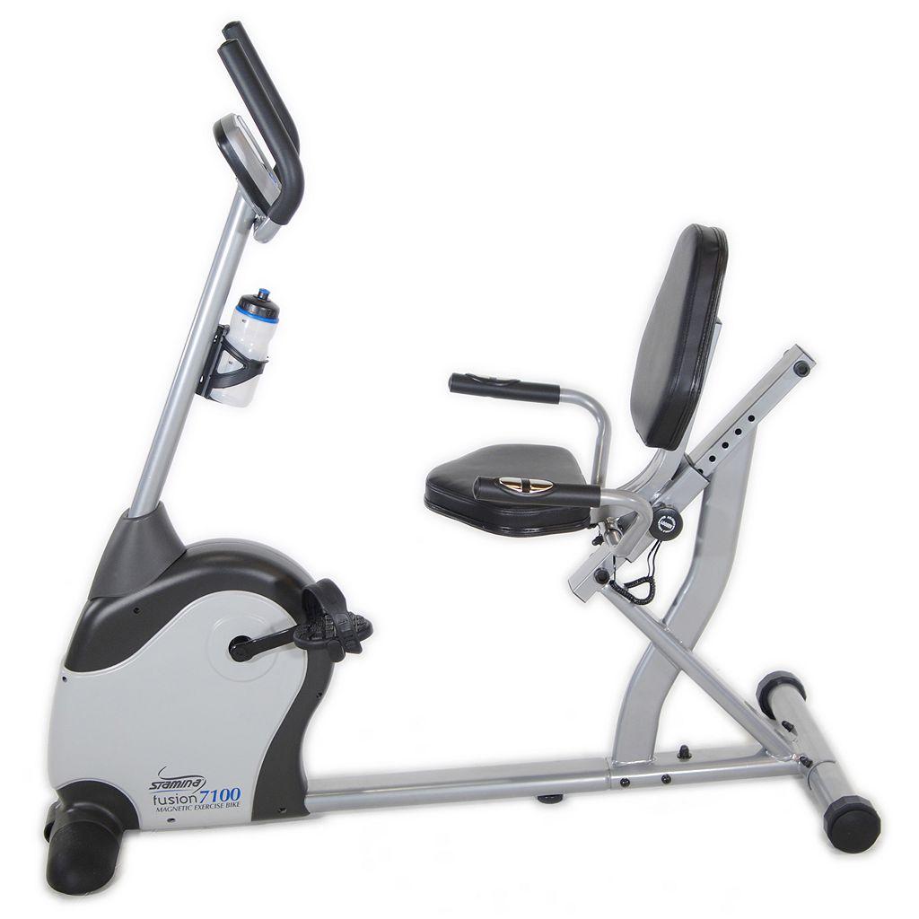 Stamina Magnetic Fusion 7100 Exercise Bike