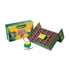 Crayola 832-ct. Crayons Classpack