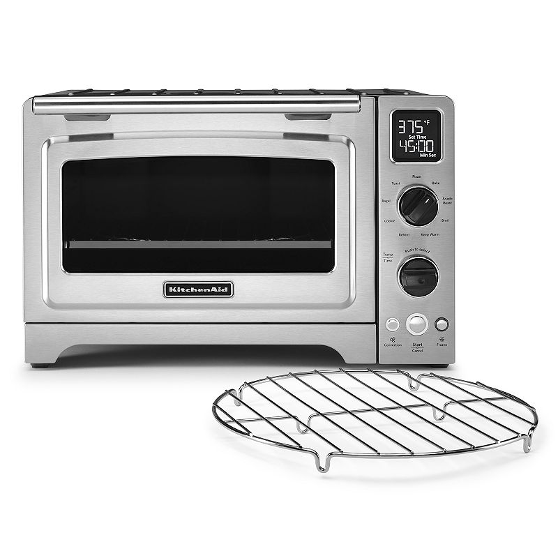 Kitchenaid Countertop Convection Oven Kco273ss : KitchenAid KCO273SS Digital Convection Oven