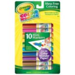 Crayola 10-ct. Color Wonder Mini Markers