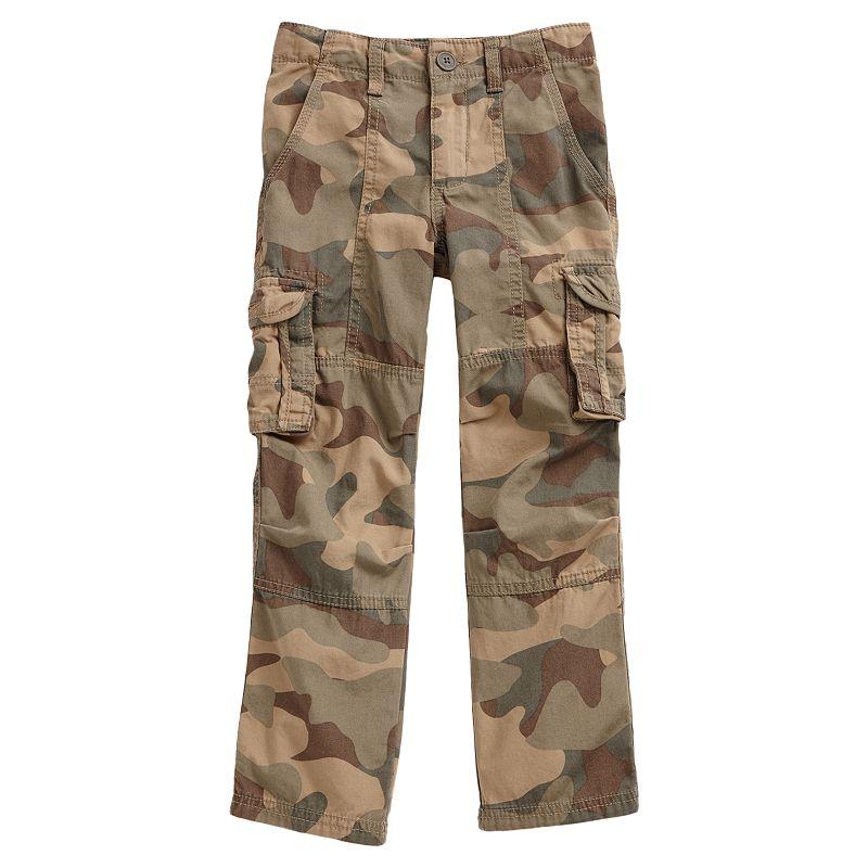 OshKosh B'gosh Camo Cargo Pants - Boys 4-7x