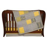 Trend Lab Hello Sunshine 3 pc Crib Bedding Set