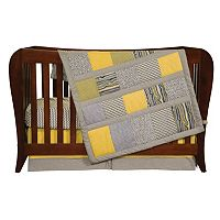 Trend Lab Hello Sunshine 3-pc. Crib Bedding Set