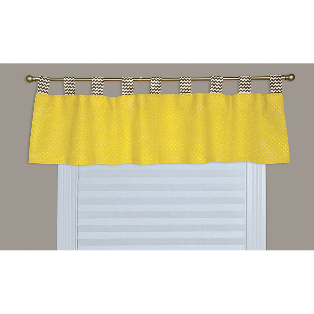 Trend Lab Hello Sunshine Window Valance