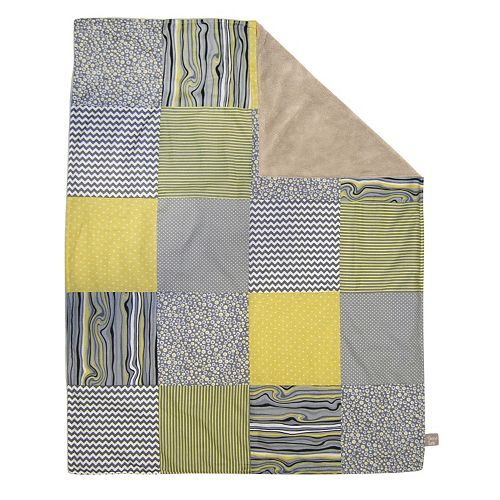 Trend Lab Hello Sunshine Receiving Blanket