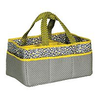 Trend Lab Hello Sunshine Diaper Storage Caddy