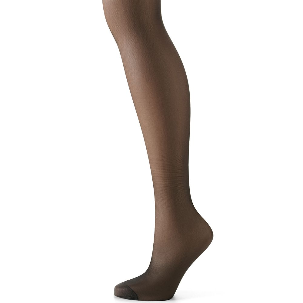 d5a3d4f49360a Hanes Silk Reflections Silky Sheer Control Top Pantyhose