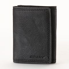 Dickies Trifold Leather Wallet - Men