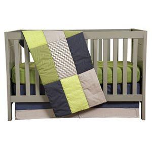 Trend Lab Perfectly Preppy 3-pc. Crib Bedding Set