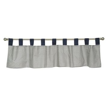 Trend Lab Perfectly Preppy Window Valance