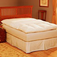 Pacific Coast Feather King Featherbed Protector - 80