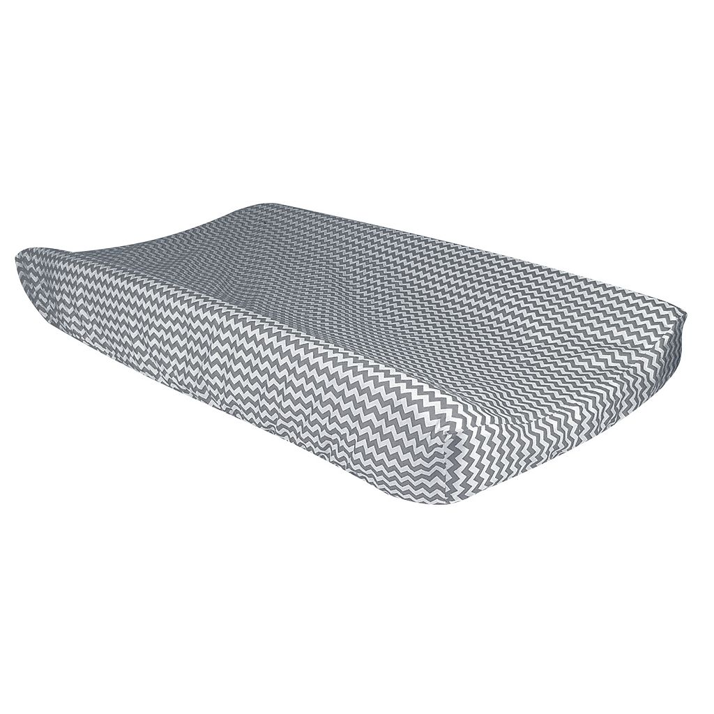 Trend Lab Perfectly Preppy Changing Pad Cover