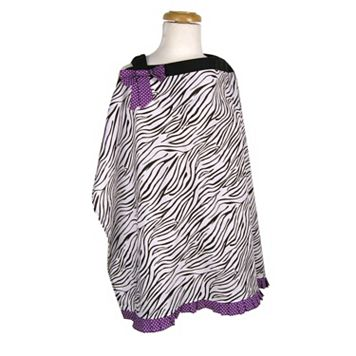 Trend Lab Grape Expectations Nursing Cover