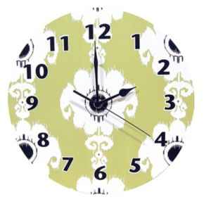 Trend Lab Waverly Rise and Shine Wall Clock