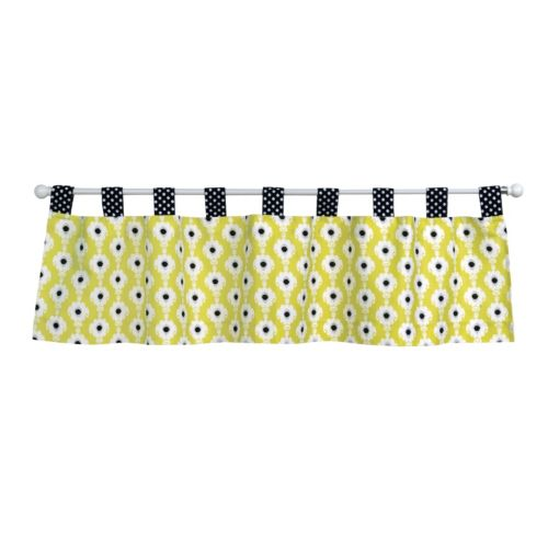 Trend Lab Waverly Rise and Shine Window Valance