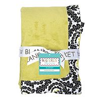 Waverly Baby by Trend Lab Rise and Shine Receiving Blanket