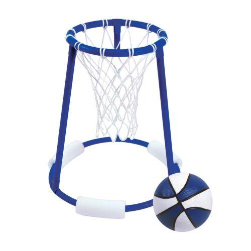 Poolmaster 2-piece Pro Action Water Basketball Game Set