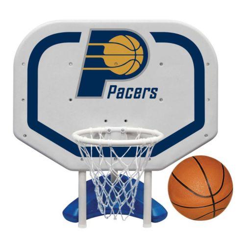 Poolmaster Indiana Pacers NBA Pro Rebounder Poolside Basketball Game
