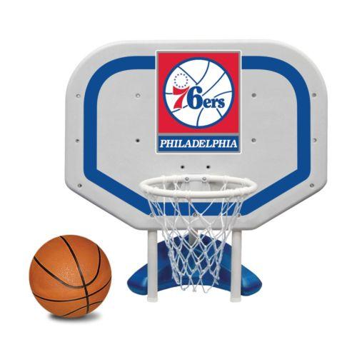 Poolmaster Philadelphia 76ers NBA Pro Rebounder Poolside Basketball Game