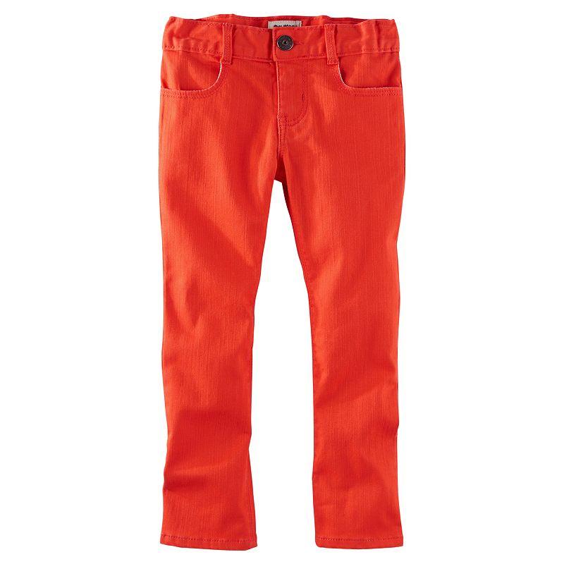 OshKosh B'gosh Solid Skinny Jeans - Girls 4-6x