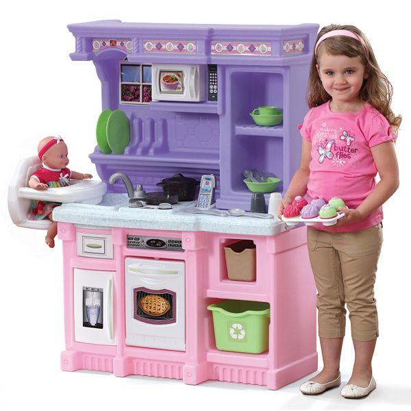 Step2 Little Baker S Play Kitchen Set