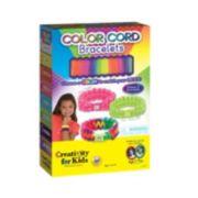 Creativity for Kids Color Cord Bracelets Kit