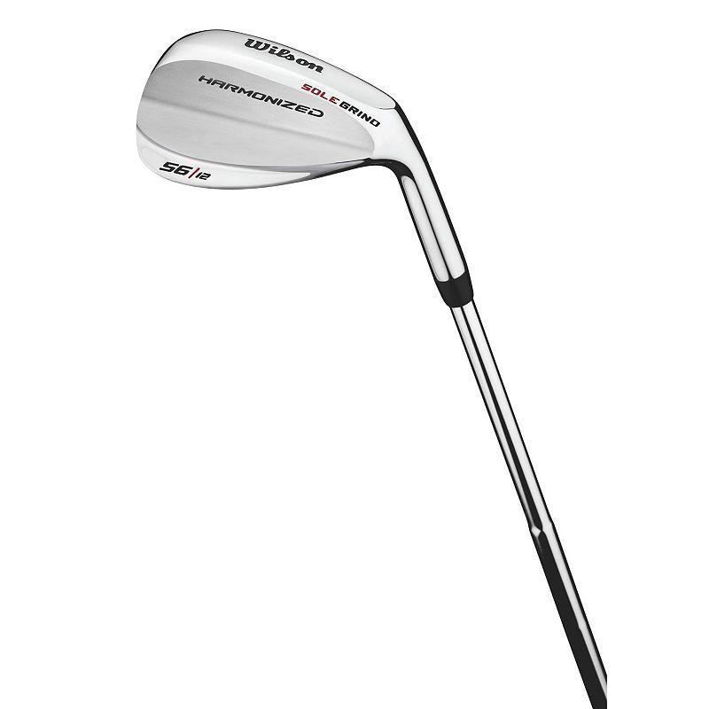 Wilson Golf- LH Harmonized SG Chrome Wedge (Left Handed)
