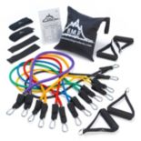 Black Mountain Products Ultimate Stackable Resistance Band Set