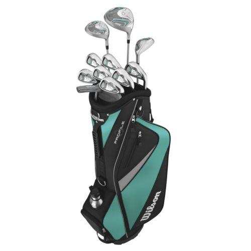Wilson Profile Right Hand Golf Club and Bag Set - Women's Standard