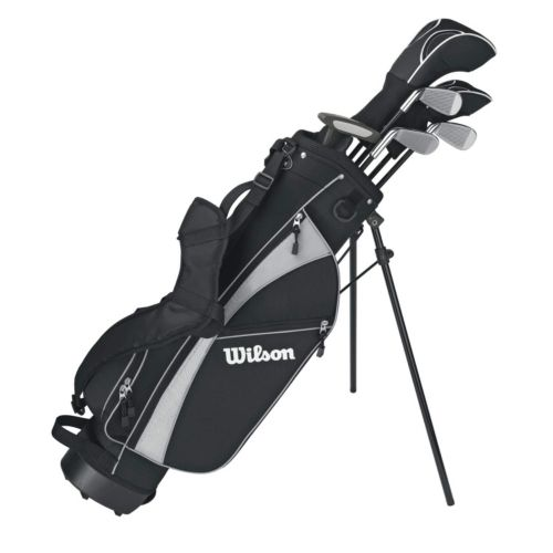 Wilson Profile Right Hand Golf Club and Bag Set - Boys