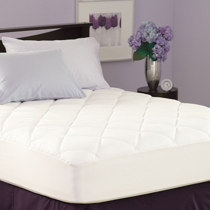 Protect A Bed Plush Twinxl Waterproof Mattress Protector