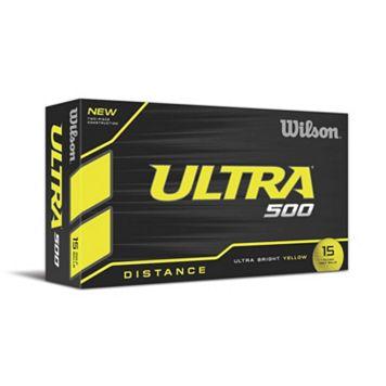 Wilson 15-pk. Ultra 500 Distance Golf Balls