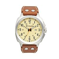 Columbia Men's Cornerstone Leather Watch - CA0180220220