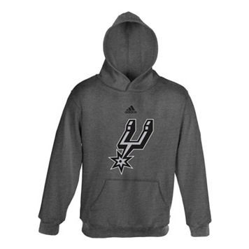 Boys 8-20 adidas San Antonio Spurs Promo Fleece Hoodie