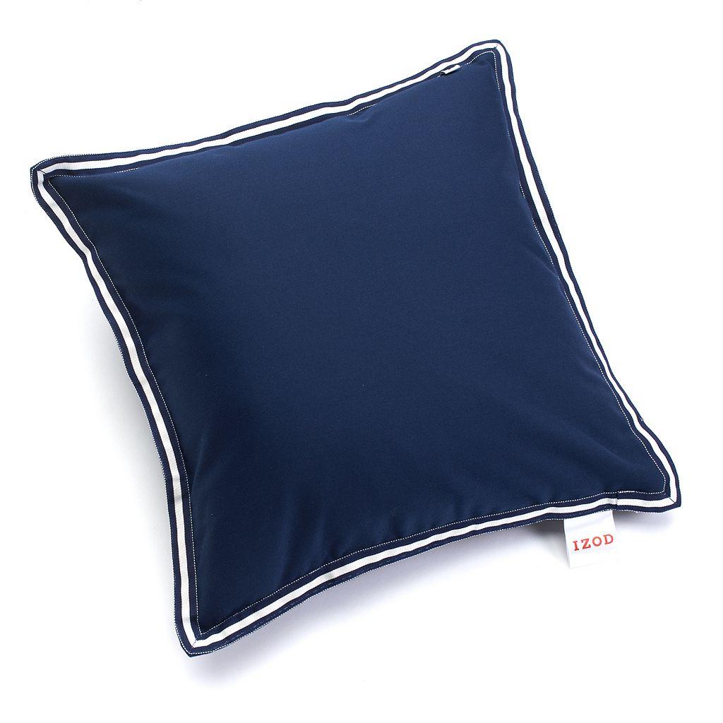 IZOD Ribbon Decorative Pillow