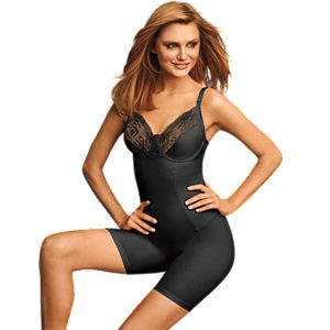 Maidenform Shapewear Vintage Chic Body Shaper 2045 - Women's