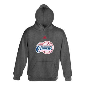 Boys 8-20 adidas Los Angeles Clippers Promo Fleece Hoodie