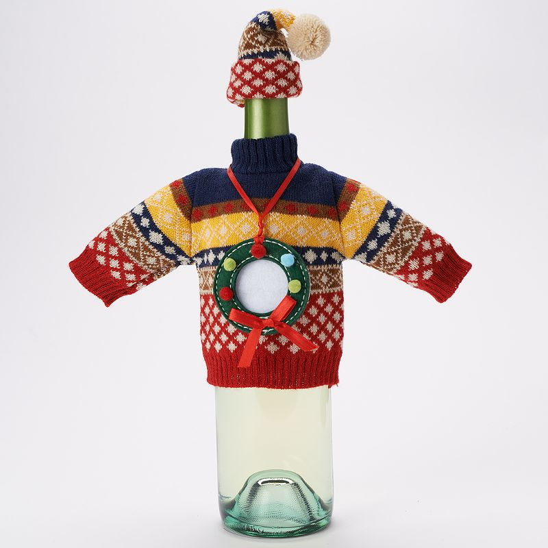 Food Network Wine Bottle Covers