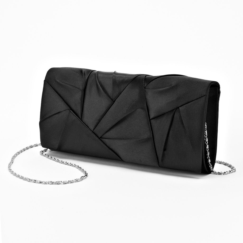 Gunne Sax by Jessica McClintock Origami Flap Clutch