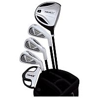 Merchants of Golf Tour X Left Hand 5-Club Junior Golf Club & Bag Set - Youth