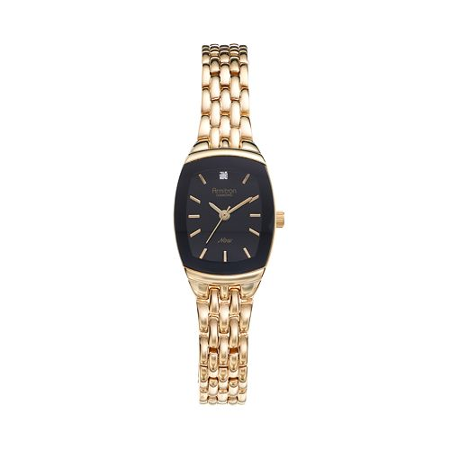 Armitron Women's NOW Diamond Watch - 75/5195BKGP