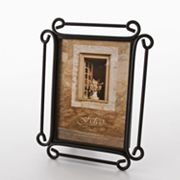 Fetco Alton 5'' x 7'' Scrolled Frame - Bronze