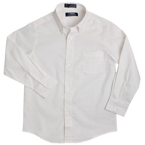 Boys 8-20 Husky French Toast Oxford Button-Down Shirt