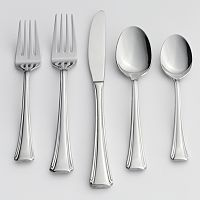 Oneida Bordeaux 20-pc. Flatware Set
