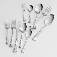 Oneida Bordeaux 45 pc Flatware Set