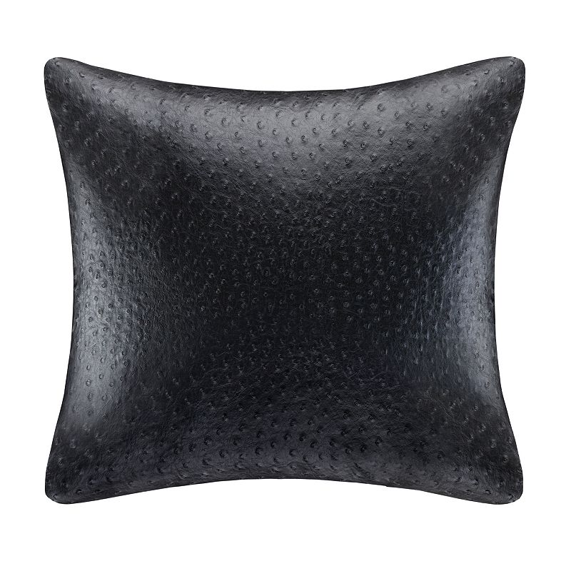 Kohls Black Decorative Pillow : Leather Decorative Pillow Kohl s