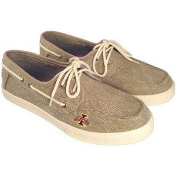 Men's Iowa State Cyclones Captain Boat Shoes