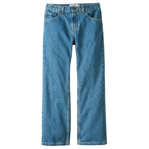 Boys 8-20 Urban Pipeline® Classic Relaxed Straight Jeans